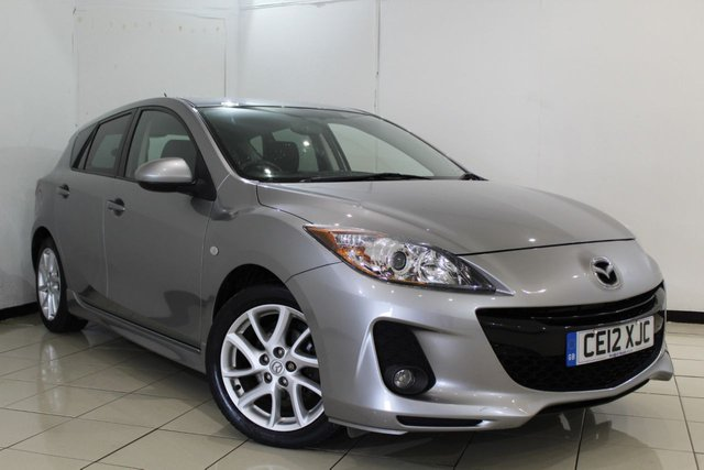 View our 2012 12 MAZDA 3 1.6 SPORT 5DR 103 BHP