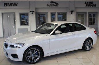 2016 BMW 2 SERIES 3.0 M235I 2d 322 BHP £21470.00
