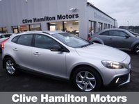 USED 2016 65 VOLVO V40 2.0 D2 CROSS COUNTRY LUX NAV 5d 118 BHP
