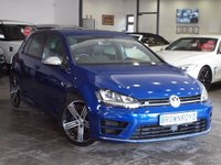 USED 2014 14 VOLKSWAGEN GOLF 2.0 R DSG 5d AUTO 298 BHP PRO NAV+CARBON LEATHER+FSH