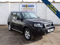 2006 LAND ROVER FREELANDER 2.0 TD4 ADVENTURER 5d 110 BHP £2988.00