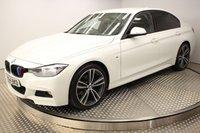 2014 BMW 3 SERIES 320D M SPORT 4d AUTO 181 BHP £16494.00