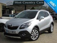USED 2015 64 VAUXHALL MOKKA 1.4 SE S/S 5d 138 BHP Well Equipped Crossover