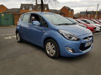 USED 2014 64 HYUNDAI IX20 1.4 ACTIVE 5d 89 BHP EXCELLENT FUEL ECONOMY AND GOOD SPECIFICATION!..WITH ALLOYS , CRUISE CONTROL, AIR CONDITIONING, PARKING SENSORS, AUXILLIARY,USB INPUT , MEDIA AND BLUETOOTH. 5 YEAR HYUNDAI WARRANTY FROM NEW! ..ONLY 10973 MILES FROM NEW!