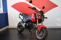 USED 2016 16 HONDA MSX 125-F GROM***WITH  YOSHIMURA PIPE***