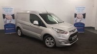 USED 2015 64 FORD TRANSIT CONNECT 1.6 200 LIMITED SWB 115 BHP Bluetooth  Air con Reverse sensors Three seats DAB Radio Cruise Control Climate Control *Over The Phone Low Rate Finance Available*   *UK Delivery Can Also Be Arranged*           ___________       Call us on 01709 866668 or Send us a Text on 07462 824433