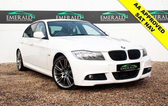 2011 BMW 3 SERIES 2.0 318D SPORT PLUS EDITION 4d 141 BHP £7750.00