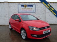 USED 2010 10 VOLKSWAGEN POLO 1.6 SEL TDI 3d 89 BHP Service History A/C £30 Tax 0% Deposit Finance Available