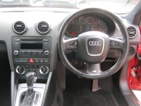 USED 2008 AUDI A3 2.0 SPORTBACK TDI S LINE DPF 5d AUTO 168 BHP