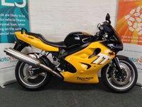 2000 TRIUMPH TT 600 599cc TT 600  £1790.00