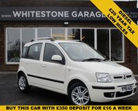 USED 2011 61 FIAT PANDA 1.2 MULTIJET DYNAMIC 5d 75 BHP DIESEL, £20 YEAR TAX, ALLOY WHEELS, ELECTRIC WINDOWS, FULL SERVICE HISTORY, 2 KEYS.