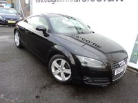 USED 2007 07 AUDI TT 2.0 TFSI 3d 200 BHP 7 Service Stamps In The Book