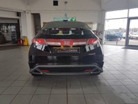 USED 2010 10 HONDA CIVIC 1.3 I-VTEC TYPE S 3d 98 BHP