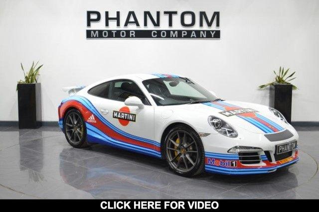 2015 15 PORSCHE 911 3.8 CARRERA S PDK 2d AUTO 400 BHP