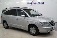 2007 SSANGYONG RODIUS 2.7 270 S 7STR 5d AUTO 163 BHP £3650.00