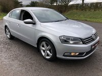 2012 VOLKSWAGEN PASSAT 2.0 SE TDI BLUEMOTION TECHNOLOGY 4d 139 BHP £7995.00