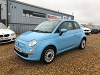 USED 2013 13 FIAT 500 1.2 Lounge (s/s) 3dr LOW RATE FINANCE AVAILABLE
