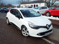 2015 RENAULT CLIO 0.9 EXPRESSION PLUS ENERGY TCE ECO2 S/S 5d 90 BHP £6995.00