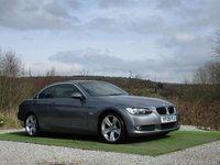 USED 2009 09 BMW 3 SERIES 2.0 320I SE HIGHLINE 2d AUTO 168 BHP