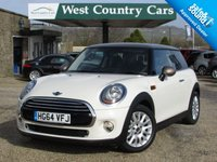 USED 2014 64 MINI HATCH COOPER 1.5 COOPER 3d 134 BHP Only 1 Private Owner From New