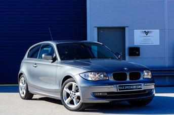 2010 BMW 1 SERIES 2.0 116I SPORT 3d 121 BHP £6450.00