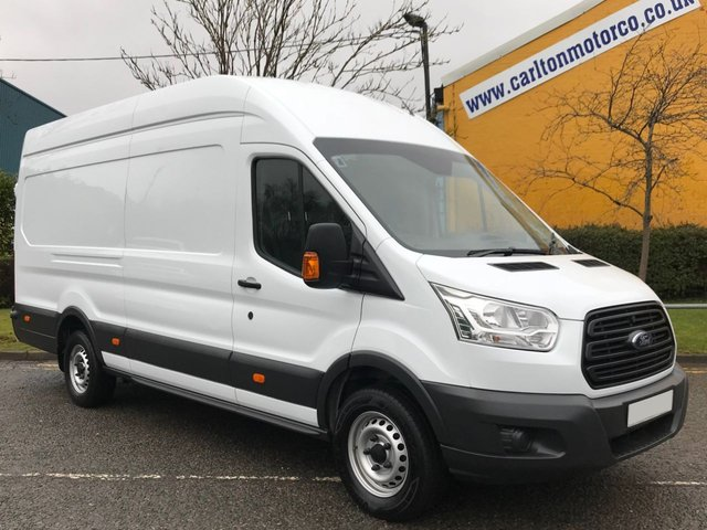 2016 16 FORD TRANSIT 350 TDCI 125 L4 H3 JUMBO HIGH ROOF VAN RWDLow mileage Service printout Delivery T,B,A