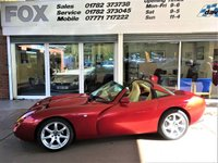 2003 TVR TUSCAN