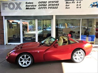 View our TVR TUSCAN