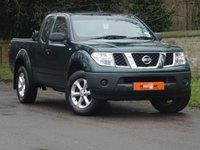 2007 NISSAN NAVARA King Cab Pick Up 2.5dCi 2dr £8995.00