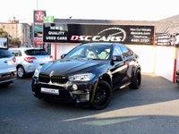 2017 BMW X6 4.4 M 4d AUTO 568 BHP £69995.00