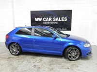 2010 AUDI A3 2.0 TDI S LINE SPECIAL EDITION 3d AUTO 138 BHP £9570.00