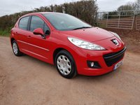 USED 2011 11 PEUGEOT 207 1.4 ACCESS 5d 74 BHP **1 OWNER**SUPERB DRIVE**GREAT CONDITION**