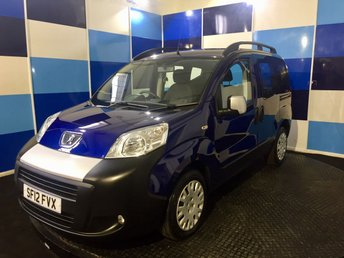 View our PEUGEOT BIPPER TEPEE