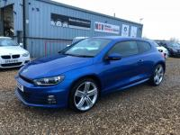 USED 2016 16 VOLKSWAGEN SCIROCCO 2.0 TDI BlueMotion Tech R-Line Hatchback DSG 3dr *LOW RATE FINANCE AVAILABLE*