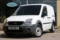 2013 FORD TRANSIT CONNECT 1.8 T200 LR 1d 74 BHP £5000.00