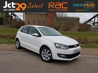 USED 2013 62 VOLKSWAGEN POLO 1.2 MATCH TDI 5d 74 BHP Low Mileage, Full Service History