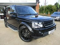 2015 LAND ROVER DISCOVERY 3.0 SDV6 HSE 5d AUTO 255 BHP £36000.00