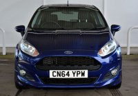 USED 2014 64 FORD FIESTA 1.0T ECOBOOST ZETEC S 3 DOOR 125 BHP Finance? No deposit required and decision in minutes.