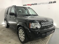 2013 LAND ROVER DISCOVERY XS 3.0 SDV6 AUTO 255 BHP £20995.00