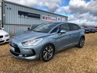 2013 CITROEN DS5 2.0 HDi DStyle Hatchback 5dr Diesel Manual (133 g/km, 160 bhp) £7790.00