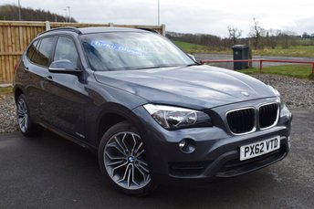 2012 BMW X1 2.0 XDRIVE20D SPORT 5d 181 BHP £12495.00