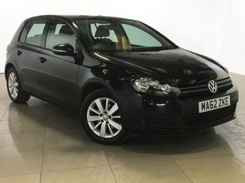 2012 VOLKSWAGEN GOLF}