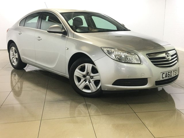View our 2011 60 VAUXHALL INSIGNIA 2.0 EXCLUSIV CDTI 5d AUTO 128 BHP