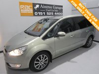USED 2009 59 FORD GALAXY 2.0 GHIA TDCI 5d 143 BHP