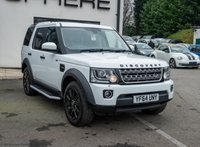 USED 2014 64 LAND ROVER DISCOVERY 3.0 SDV6 COMMERCIAL XS 5d AUTO 255 BHP