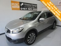 USED 2010 10 NISSAN QASHQAI+2 2.0 N-TEC PLUS 2 DCI 5d 148 BHP 7 SEATS DIESEL HUGE SPEC