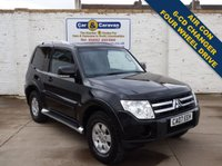 USED 2007 07 MITSUBISHI SHOGUN 3.2 GLX EQUIPPE SWB DI-D 3d 160 BHP Air Con 6CD Changer Towbar 4WD 0% Deposit Finance Available