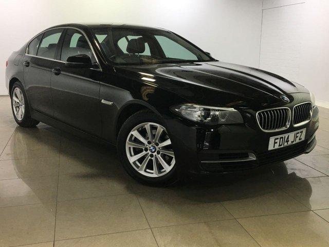 View our 2014 14 BMW 5 SERIES 2.0 520D SE 4d AUTO 181 BHP