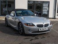 2004 BMW Z4 2.5 Z4 SE ROADSTER 2d 190 BHP £4890.00