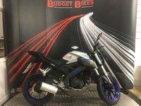 2015 YAMAHA MT-125 124cc MT 125 ABS  £2990.00